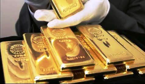 1 kilogram külçe altın