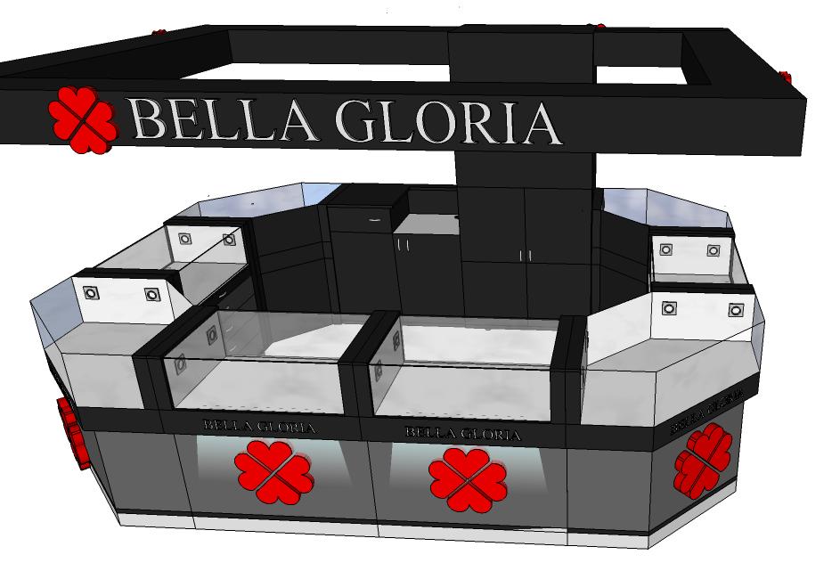 Bella Gloria AVM Kiosku